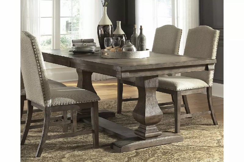 Johnelle Dining Room Extension Table I Furniture